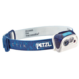 Petzl Actik Headlamp blue/white